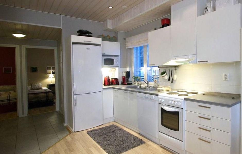 Levi Snowangel B3, kitchen.